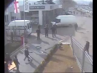 Горячий грузинский гонщик
